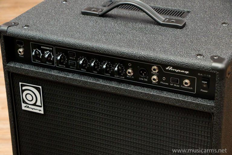 ปุ่มคอนโทรล AMPEG BA-115 ขายราคาพิเศษ