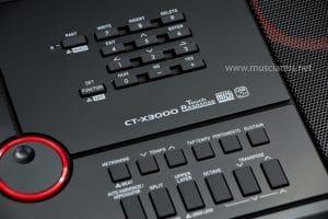Casio CT-X3000 VS Yamaha PSR-E463