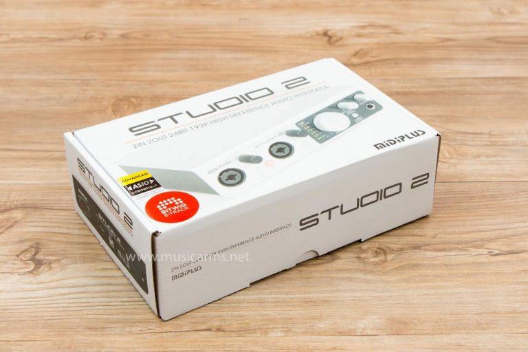 Midiplus Studio 2 กล่อง ขายราคาพิเศษ
