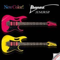 รีวิวกีต้าร์ Ibanez รุ่น JEMJRSP