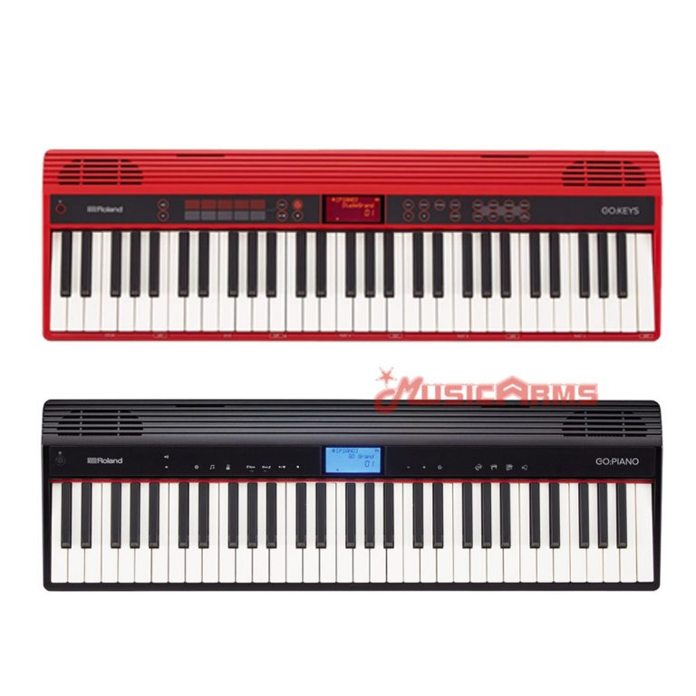 Cover เปียโนไฟฟ้า Roland Go piano 61 key ขายราคาพิเศษ