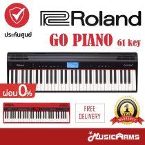 Cover Roland Go piano 61 key