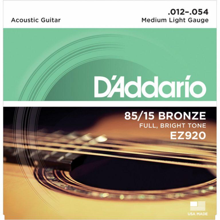 สายกีตาร์ D'Addario EZ920 ขายราคาพิเศษ