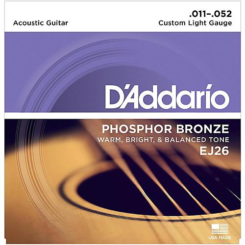 สายกีตาร์ D'Addario EJ26 ขายราคาพิเศษ