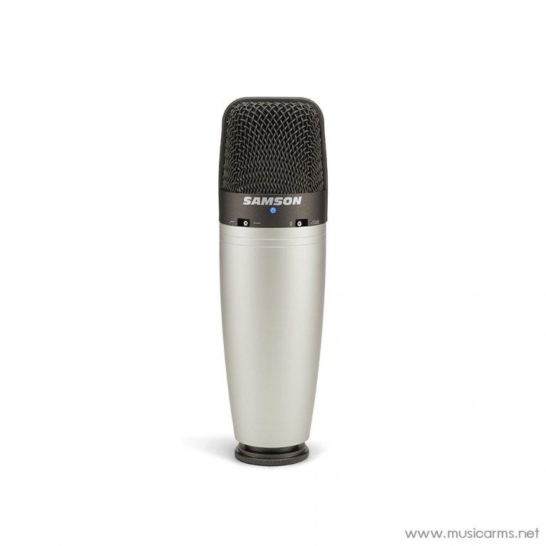 Face cover ไมโครโฟน-Samson-C03 ขายราคาพิเศษ