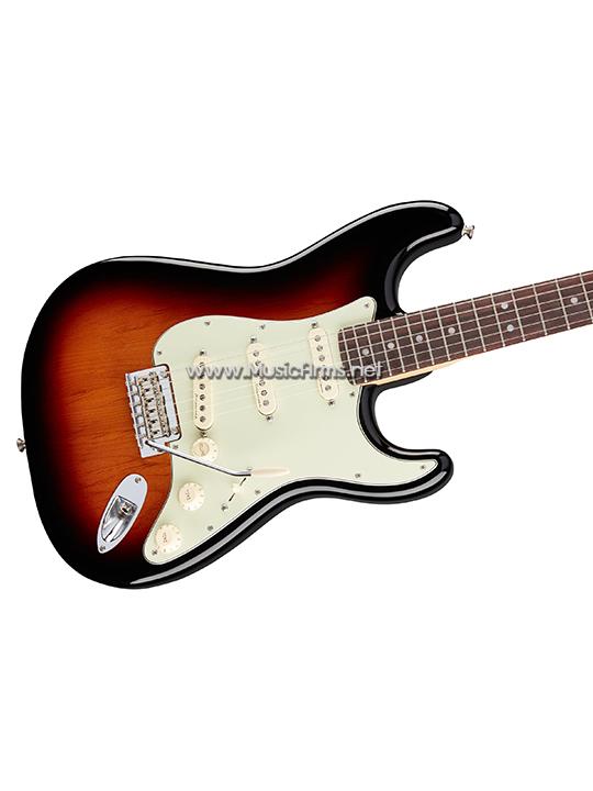 Fender Deluxe Roadhouse Stratocaster PFตัวซัน ขายราคาพิเศษ