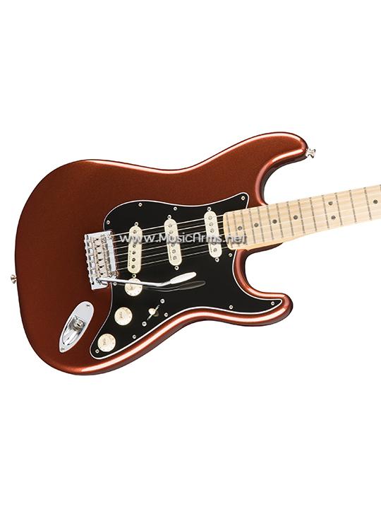 Fender Deluxe Roadhouse Stratocaster PFตัวทองแดง ขายราคาพิเศษ