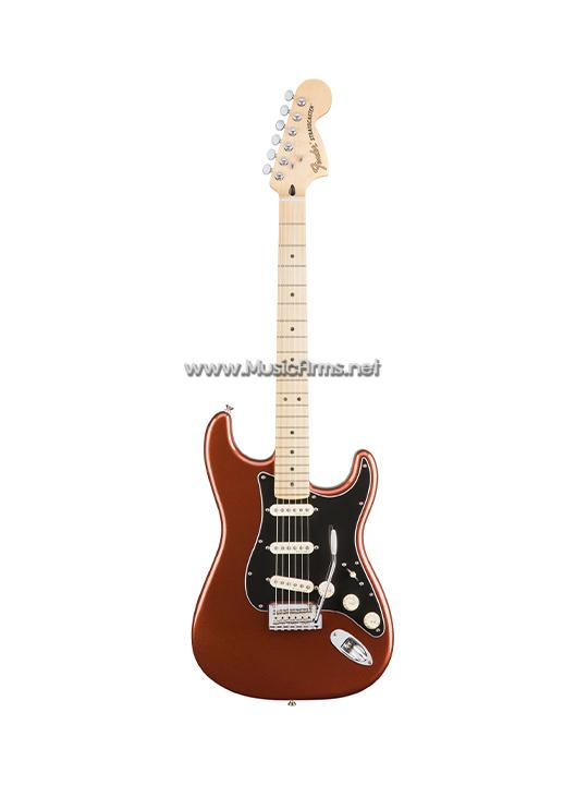 Fender Deluxe Roadhouse Stratocaster PFส้ม ขายราคาพิเศษ
