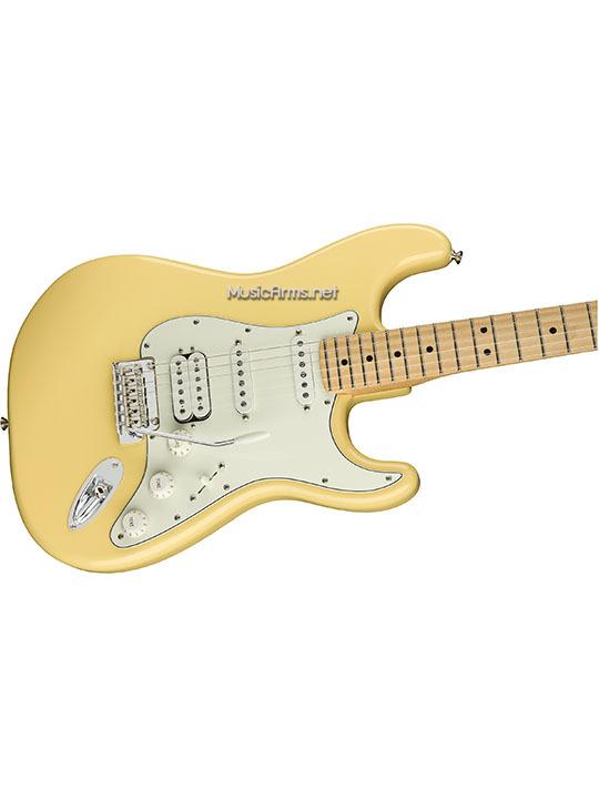 Fender Player Stratocaster HSSสี่ไข่คอขาว ขายราคาพิเศษ