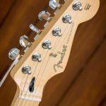 Fender Player Stratocaster HSS headstock ขายราคาพิเศษ