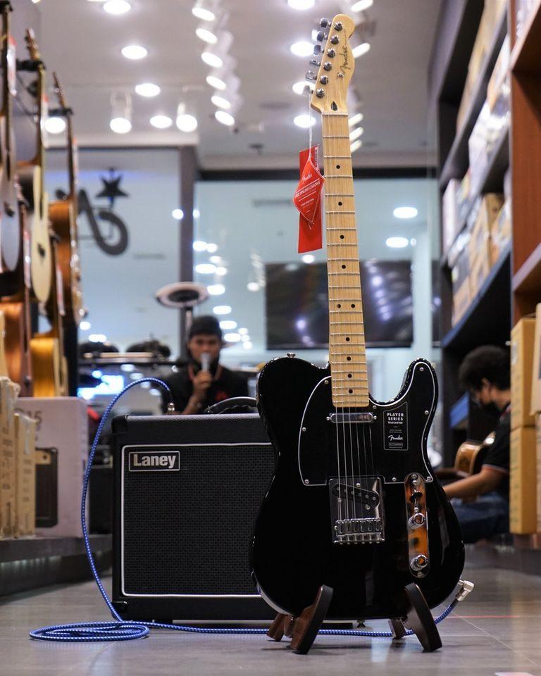 Showcase Fender Player Telecaster