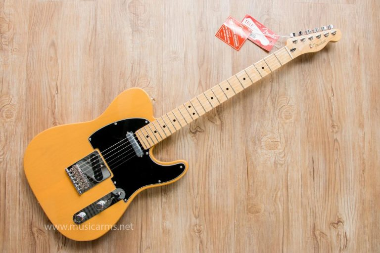 Fender Player Telecaster butterscott ขายราคาพิเศษ