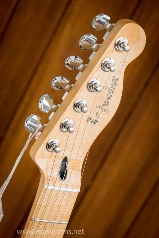 Fender Player Telecaster headstock ขายราคาพิเศษ