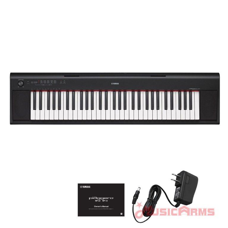 Full-Cover-keyboard-Yamaha-Piaggero-NP-12 ขายราคาพิเศษ
