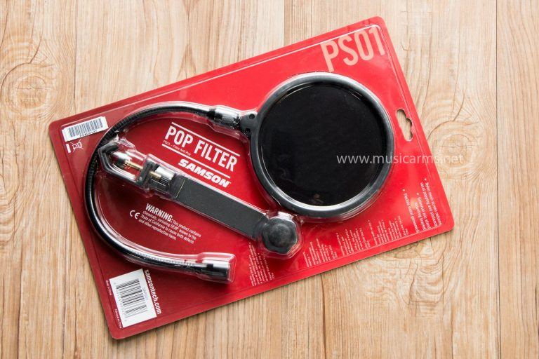 Samson PS01 Microphone Pop Filter ขายราคาพิเศษ