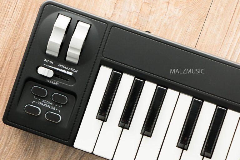 midiplus akm320bt bluetooth midi keyboard ขายราคาพิเศษ