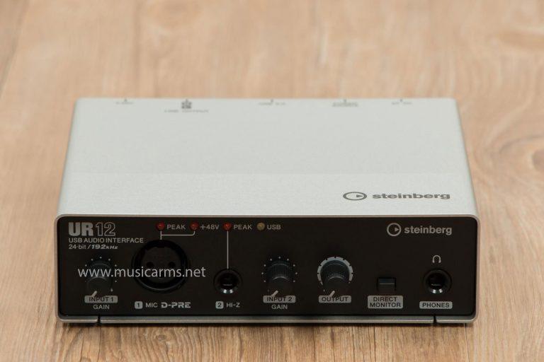 Steinberg UR12 ออดิโออินเทอร์เฟส ขายราคาพิเศษ