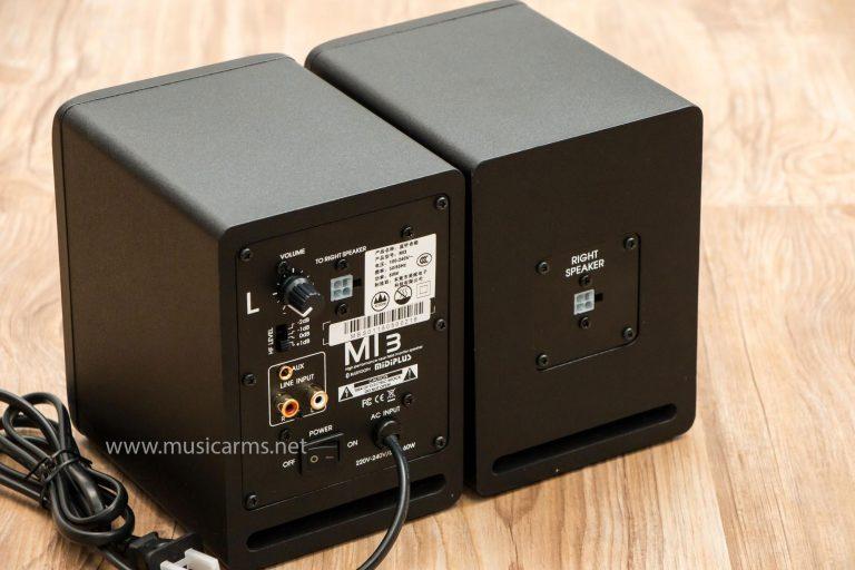 ด้านหลัง Midiplus รุ่น Ml3 ขายราคาพิเศษ