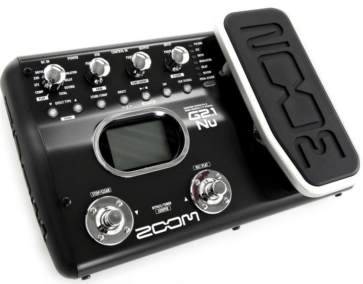 Zoom G2.1Nu ขายราคาพิเศษ