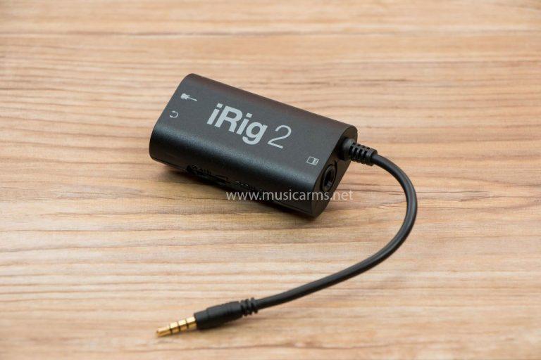 อินเตอร์เฟส IK iRig 2 ขายราคาพิเศษ