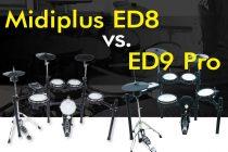 เปรียบเทียบชัดๆ Midiplus ED-8 VS ED-9 Pro ตัวไหนดีกว่ากัน
