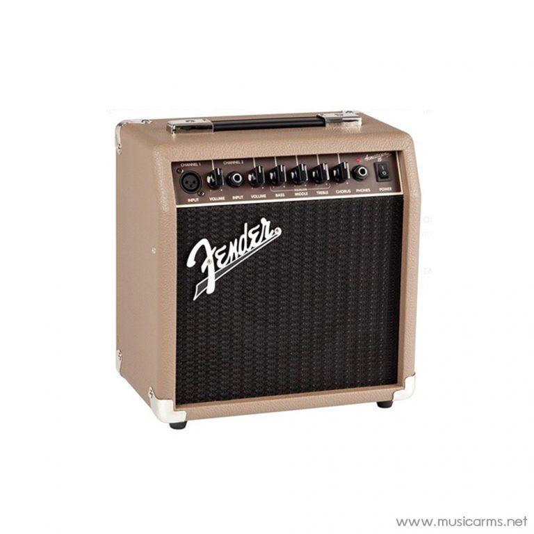 Face cover Fender-Acoustasonic-15 ขายราคาพิเศษ