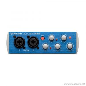 Face cover PreSonus-AudioBox-USB-96