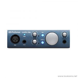Face cover PreSonus-AudioBox-iOne