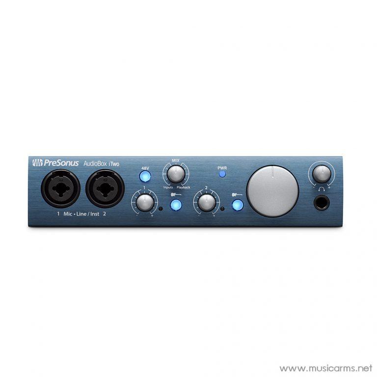 Face cover PreSonus-AudioBox-iTwo ขายราคาพิเศษ