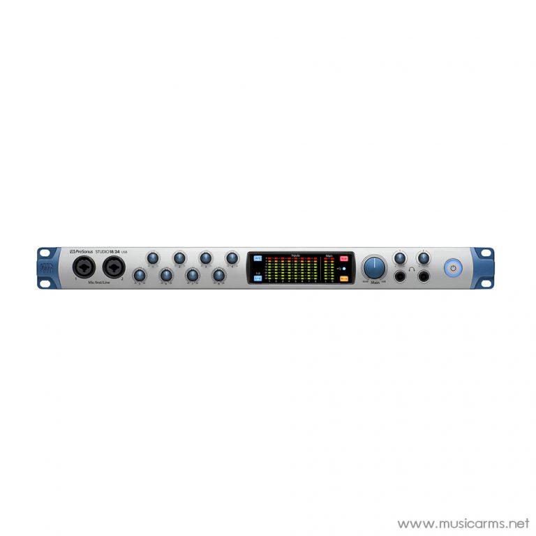 Face cover PreSonus-Studio-1824-USB-Audio-Interface ขายราคาพิเศษ