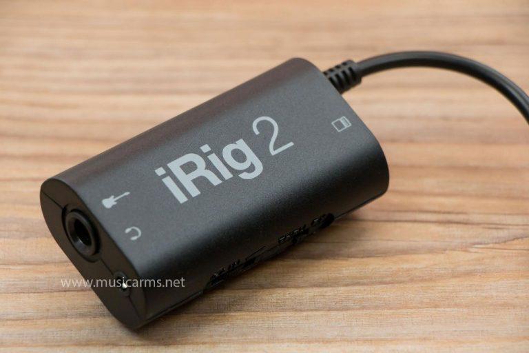 IK iRig 2 interface ขายราคาพิเศษ