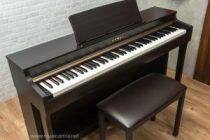 เปียโนไฟฟ้า Yamaha, Kawai, Casio ยี่ห้อไหนดีกว่ากัน?
