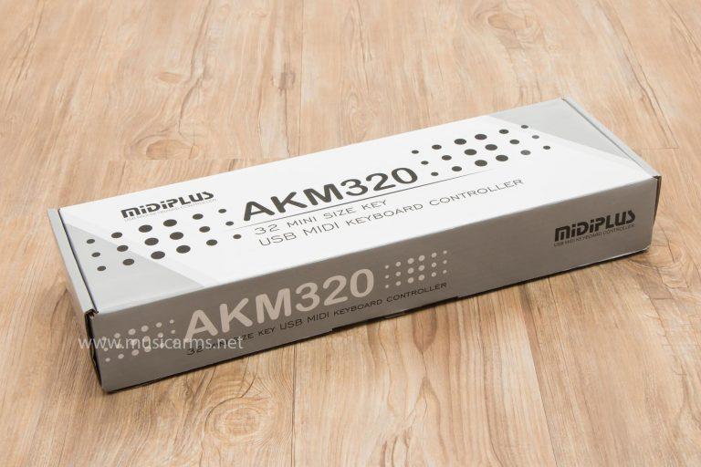 Keyboard Midiplus AKM320 MIDI ขายราคาพิเศษ