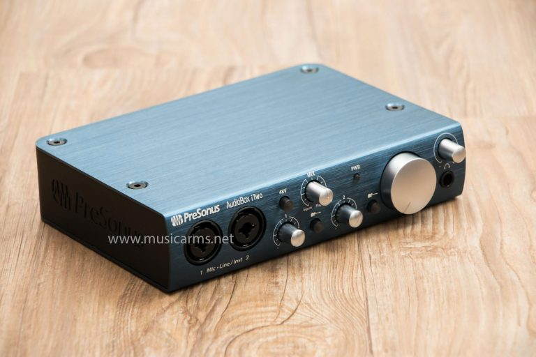 PreSonus AudioBox iTwo ขายราคาพิเศษ