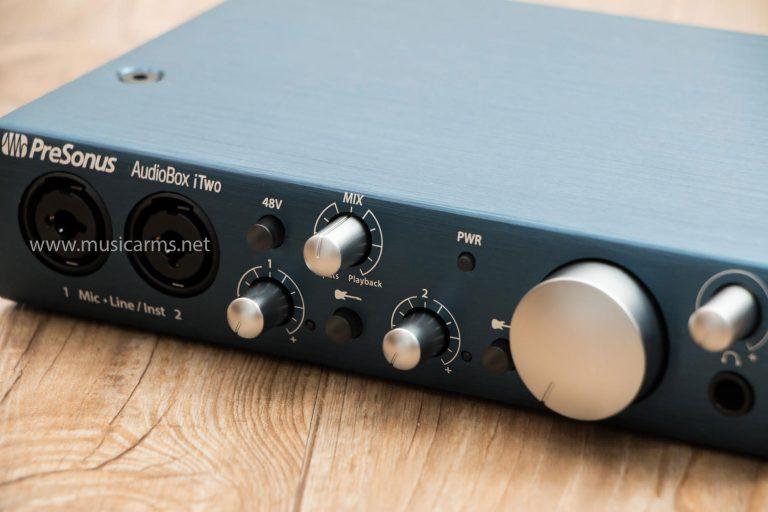 AudioBox iTwo Studio | PreSonus ขายราคาพิเศษ