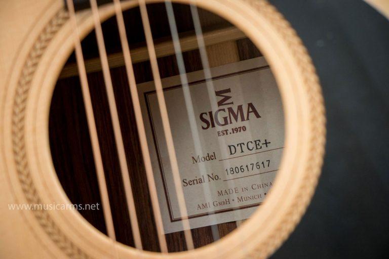 Sigma DT-CE ราคา ขายราคาพิเศษ