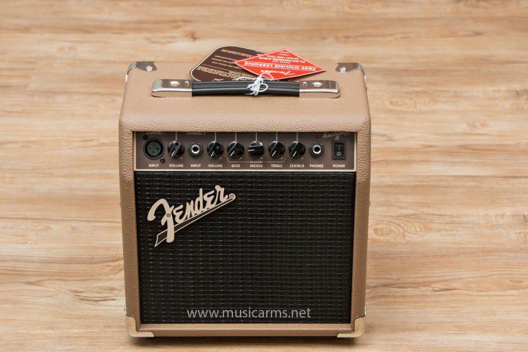 Fender Acoustasonic 15 ราคา ขายราคาพิเศษ