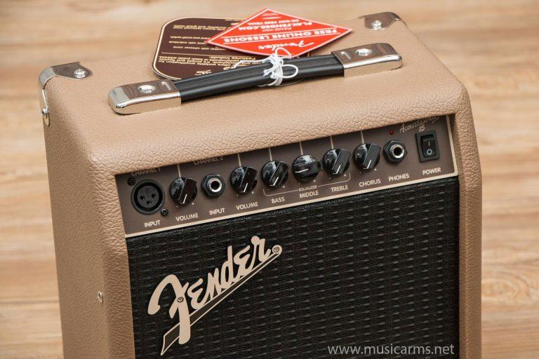 Acoustasonic™ 15 | Guitar Amplifiers ขายราคาพิเศษ