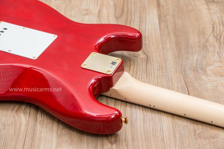 ด้านหลัง Fender Mami Scandal Signature Stratocaster ขายราคาพิเศษ