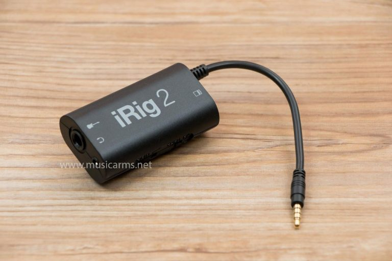 interface IK iRig 2 ขายราคาพิเศษ