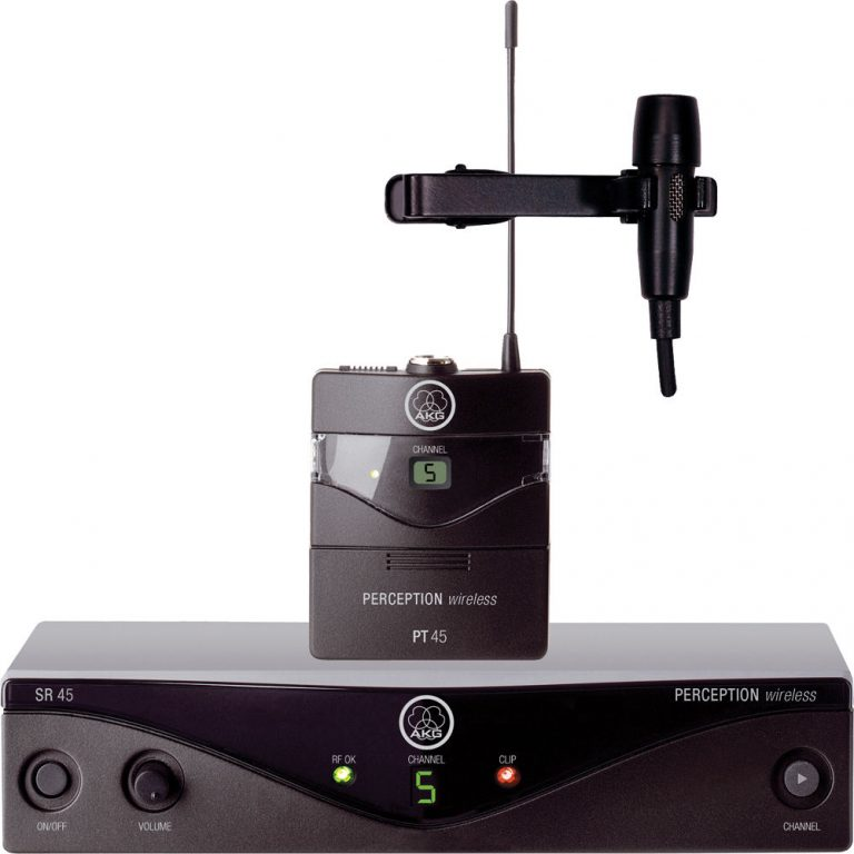 AKG Perception Wireless Presenter Set ขายราคาพิเศษ
