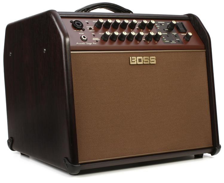 Boss Acoustic Singer Pro ขายราคาพิเศษ