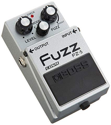 Boss FZ-5 Fuzz ขายราคาพิเศษ