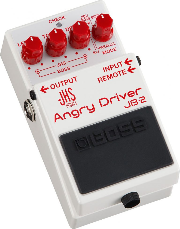 Boss JB-2 Angry Driver ขายราคาพิเศษ