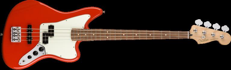 Fender Player Jaguar Bass PF ขายราคาพิเศษ
