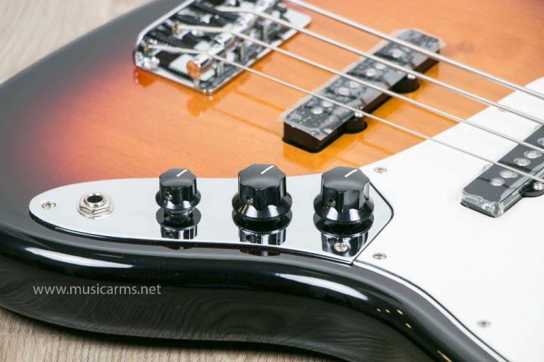 Fender Player Jazz Bass ปุ่มคอนโทรล ขายราคาพิเศษ