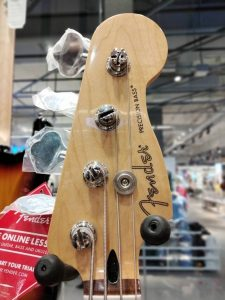 Fender Player P Bass
