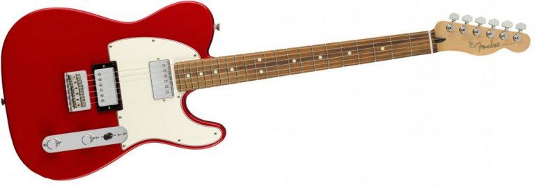 Fender Player Telecaster HH PF ขายราคาพิเศษ