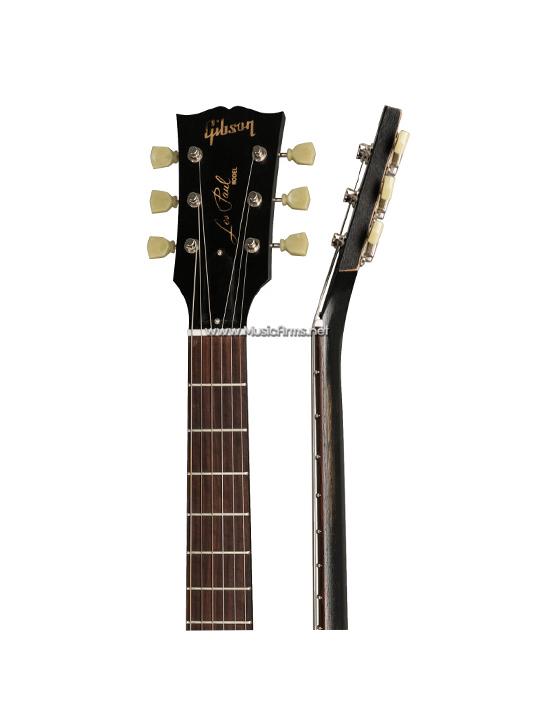 Gibson Les Paul BFG Double Humbucker Worn Ebonyหน้าข้างคอ ขายราคาพิเศษ