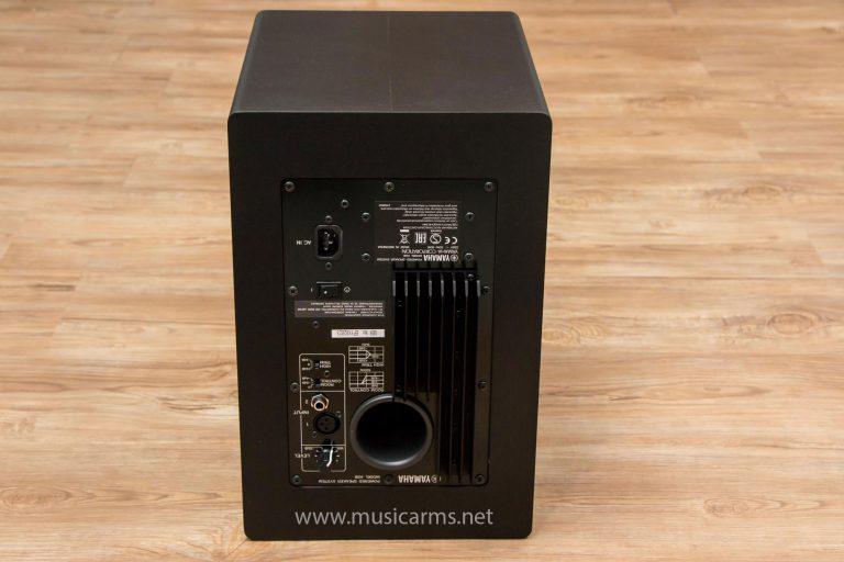 ด้านหลัง Yamaha HS8 Studio Monitor ขายราคาพิเศษ